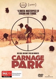Carnage Park on DVD