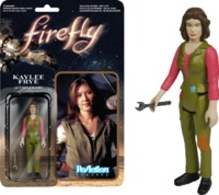 Firefly: Kaylee Frye - ReAction Figure