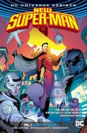 New Super-Man Vol. 1 Made In China (Rebirth) by Gene Luen Yang