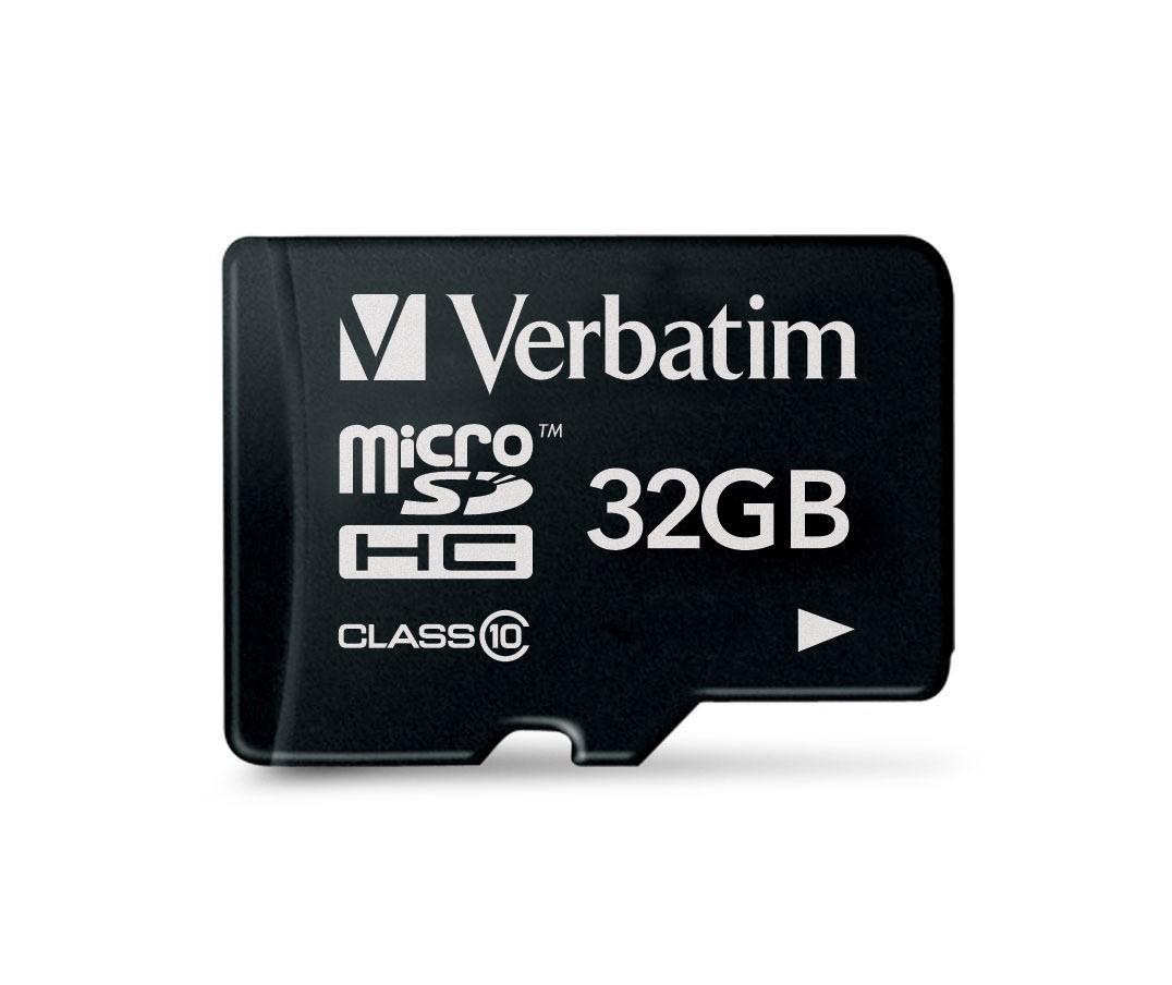 Verbatim Micro SDHC 32GB (Class 10) image