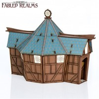 Fabled Realms - Eightfold Path Shrine