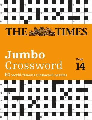 The Times 2 Jumbo Crossword Book 14 by The Times Mind Games