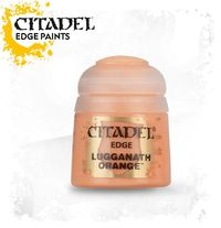Citadel Edge Paint: Lugganath Orange