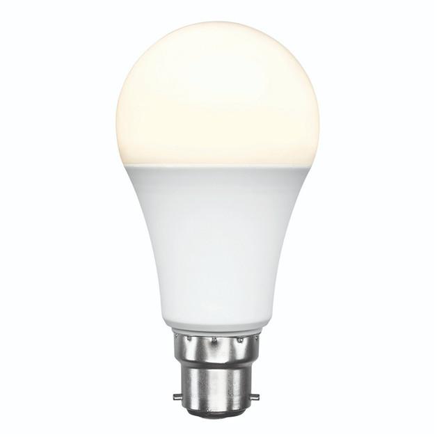 Brilliant Smart: WiFi LED Smart Light Bulb B22 - White