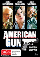 American Gun on DVD