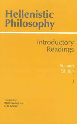 Hellenistic Philosophy by Brad Inwood image
