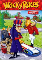 Wacky Races - Vol. 2 on DVD
