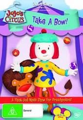 Jojo's Circus: Take A Bow! on DVD