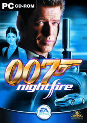 James Bond 007: Nightfire (SH) for PC Games