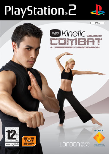 EyeToy Kinetic Combat for PlayStation 2