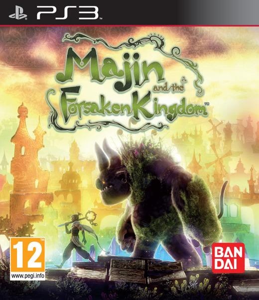 Majin and The Forsaken Kingdom for PS3