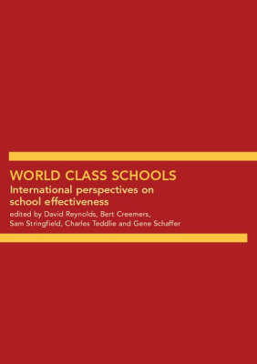 World Class Schools by Bert Creemers