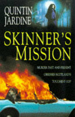 Skinner's Mission by Quintin Jardine image