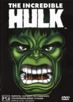 Incredible Hulk, The (Animated) on DVD