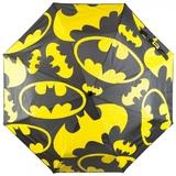 Batman Logo Pattern Umbrella