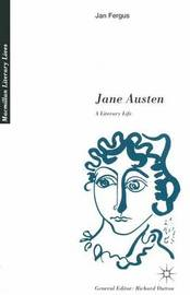 Jane Austen by Jan Fergus image