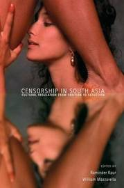 Censorship in South Asia