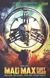 Mad Max Fury Road by Lee Bermejo