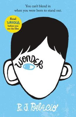 Wonder by R J Palacio image