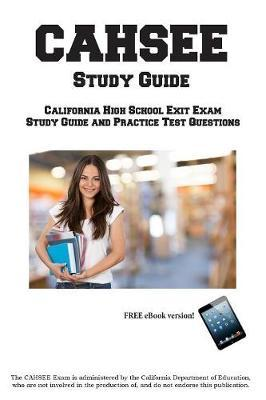 Cahsee Study Guide by Complete Test Preparation Inc
