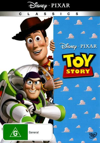 Toy Story on DVD image