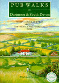 Pub Walks in Dartmoor and South Devon by Michael Bennie image