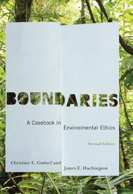 Boundaries by Christine E. Gudorf image