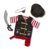 Melissa & Doug: Pirate Costume Role Play Set