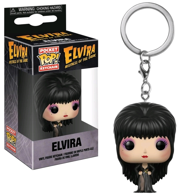 Elvira - Pocket Pop! Key Chain
