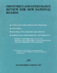 Obstetrics and Gynecology by Ralph L. Kramer image