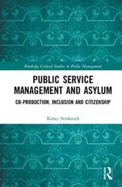 Public Service Management and Asylum by Kirsty Strokosch