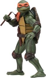 """Teenage Mutant Ninja Turtles: Michelangelo (1990 Ver.) - 7"""" Action Figure"""