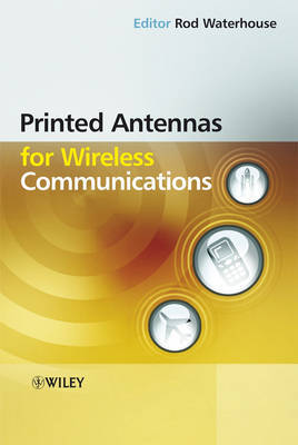 Printed Antennas for Wireless Communications image