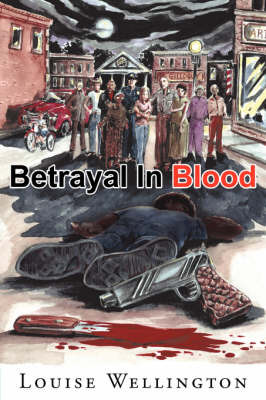 Betrayal in Blood by Louise, Wellington image
