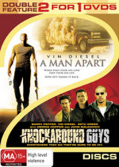 Man Apart, A / Knockaround Guys - Double Feature (2 Disc Set) on DVD
