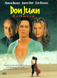 Don Juan DeMarco on DVD image