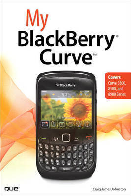 My BlackBerry Curve by Craig James Johnston