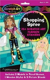 Melissa & Doug: Scratch Art Shopping Spree