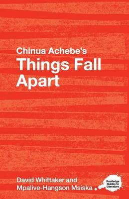 Chinua Achebe's Things Fall Apart by David Whittaker image