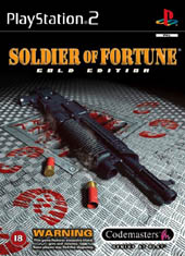 Soldier Of Fortune Gold for PS2