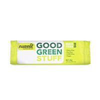 NuZest Good Green Stuff Bars - 12x40g image