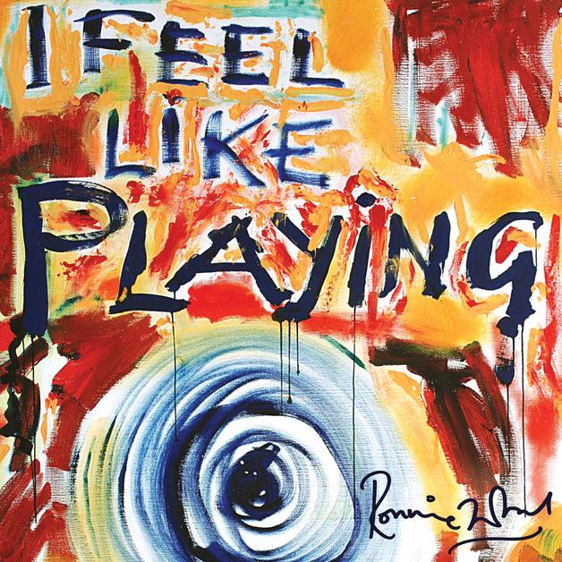I Feel Like Playing by Ronnie Wood