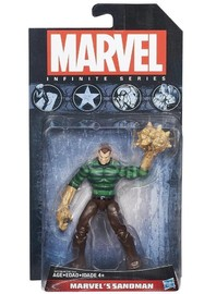 Marvel Infinite Action Figure Classic Sandman 3.75""