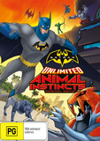Batman Unlimited: Animal Instincts on DVD