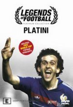 Legends Of Football - Platini on DVD