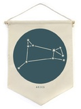 The Rise and Fall: Aries - Decorative Banner