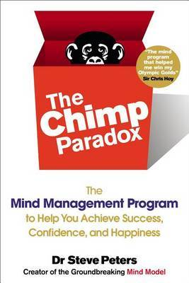 The Chimp Paradox by Steve Peters image