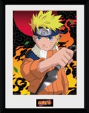 Naruto Framed Poster - Classic