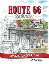 Route 66 Splendor by Jo Ann Kargus