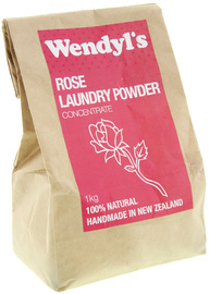 Rose Laundry Powder Concentrate 1kg - Wendyl's Green Goddess